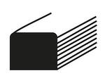 Rolo de Perfil Esponjoso Universal - Uniflex - 37387 - Unitário