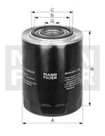 Filtro do Ar Condicionado - Mann-Filter - WP1045 - Unitário