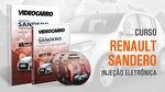 Curso - Injeção Eletrônica - Renault Sandero - Módulo 36 - VIDEOCARRO - 11.10.01.255 - Unitário