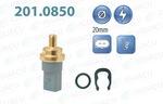 Sensor de Temperatura de Água S6 2010 - Iguaçu - 201.0850 - Unitário