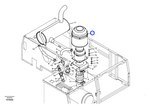 Filtro Primário - Volvo CE - 11417477 - Unitário