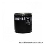 Elemento do Filtro de Óleo - MAHLE - OX1023D - Unitário