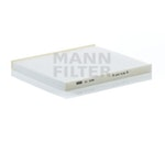 Filtro do Ar Condicionado - Mann-Filter - CU2336 - Unitário - Mann-Filter - CU2336 - Unitário