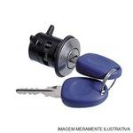 Cilindro da Porta - Original Volkswagen - T00905855A - Unitário