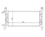 Radiador de Água - Reach - 7016.534 - Unitário