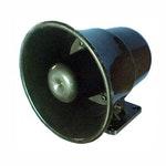 Sirene Tipo Corneta Piezoeletrica 115Db 12V - DNI - DNI 3015 - Unitário