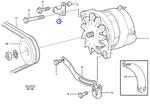 Suporte de Ancoragem do Alternador - Volvo CE - 11101479 - Unitário