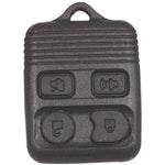 Capa do Controle do Alarme com Destrava do Porta-Malas - Universal - 31039 - Unitário