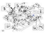 Resistência - Volvo CE - 14514158 - Unitário