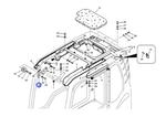 Para-Choque - Volvo CE - 14558386 - Unitário