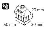 Escova 30 x 40 mm - SKF - LAPB 3x4E1 - Unitário