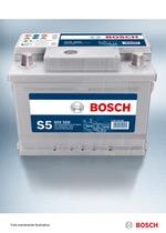 BATERIA DE PARTIDA - S5X 55D - Bosch - 0092S58085 - Unitário