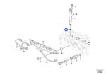 Vedação - Volvo CE - 21775056 - Unitário