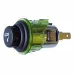 Acendedor Universal Completo Agco/ Agrale/ Mascarello/ Massey Ferguson/ Neobus/ Valtra 12V - DNI - DNI 0569 - Unitário