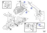 Mangueira Completa - Volvo CE - 12746072 - Unitário
