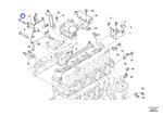 Parafuso - Volvo CE - 16668271 - Unitário
