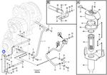 Visor de Nível - Volvo CE - 11173956 - Unitário