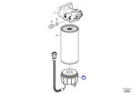 Kit de Junta da Bomba de Combustível - Volvo CE - 15195958 - Unitário