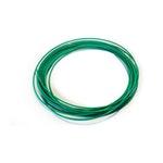 Tubo de Poiamida Verde ø6X1MM - 1 m - Marcopolo - 99050149 - Unitário