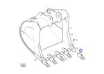 Dente - 80ARXE - Volvo CE - 14624281 - Unitário