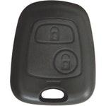 Capa do Telecomando 2 Botões - Universal - 16081 - Unitário