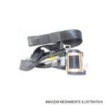 Cintos de Segurança Três Pontas - Preto - Willtec - ABS 05 - Unitário