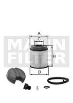 Filtro de Uréia - Mann-Filter - U620/2 y KIT - Unitário