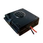Campainha Eletrônica P Onibus Sinalizador Quadrado - 12V - DNI - DNI 0510 - Unitário