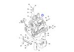 Filtro de Combustível - Volvo CE - 43923093 - Unitário