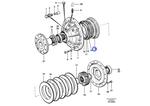 Pistão de Freio - Volvo CE - 37861 - Unitário