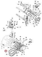 Junta do Diferencial - Original Chevrolet - 90523143 - Unitário