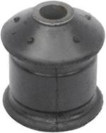 Bucha do Braço de Suspensão Dianteiro - Mobensani - MB 236 - Unitário