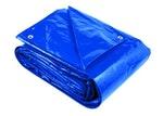 Lona Encerado de Polietileno 4 x 4m - Goodyear - GY-TP-5025 - Unitário