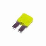 Fusível de Micro Lâmina 20A - Universal - DNI - DNI 317720 - Unitário