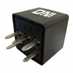 Relé Auxiliar Reversor c/ Resistor e 5 Terminais (Tipo Agulha) Gm/Kia/Hyundai/Mack Trucks-12V OPALA - DNI - DNI 8119 - Unitário