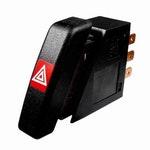 Interruptor de Luz de Emergência Gm 1241656 / 90316902 - Chave Comutadora - DNI - DNI 2112 - Unitário