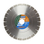 Disco diamantado para corte - pedra Norton Clipper 350x15x3,2x2X50mm - Norton - 70184627669 - Unitário