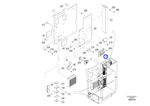Unidade de Relé da Caixa de Fusíveis - Volvo CE - 12788058 - Unitário