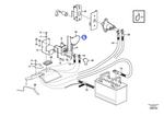 Unidade de Diodo - Volvo CE - 11171655 - Unitário