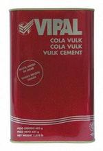 Cola Cimento para Remendo à Frio 362g 500ml - Vipal - 470011 - Unitário
