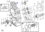 Caixa da Caçamba - Volvo CE - 17203131 - Unitário