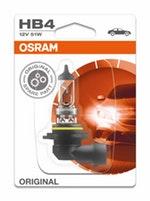 Lâmpada Halogena HB4 - Osram - 9006 - Unitário