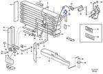Ancoragem - Volvo CE - 11007057 - Unitário