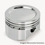 Pistão com Anéis do Motor - KS - 99760600 - Unitário