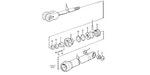 Cilindro Hidráulico - Volvo CE - 11088537 - Unitário