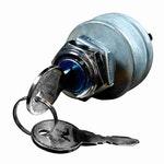 Chave de Ignição e Partida - Universal com Chave Segredo - DNI 2207 - DNI - DNI 2207 - Unitário