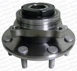 Cubo de Roda - Hipper Freios - HFCD 4000D - Unitário