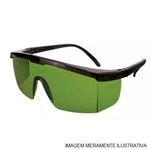 Óculos de Segurança de Policarbonato Verde HB004003131 - 3M - HB004003131 - Unitário