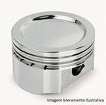 Pistão com Anéis do Motor - KS - 97020600 - Unitário