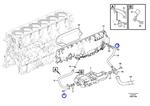 Parafuso Flangeado - Volvo CE - 13949853 - Unitário